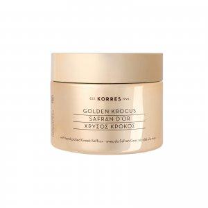 Golden Krocus Hydra-Filler Plumping Cream 50ml Korres