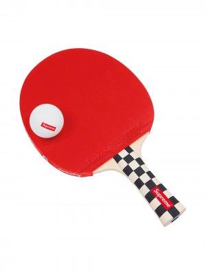 Комплект для настольного тенниса Butterfly Supreme. Цвет: красный