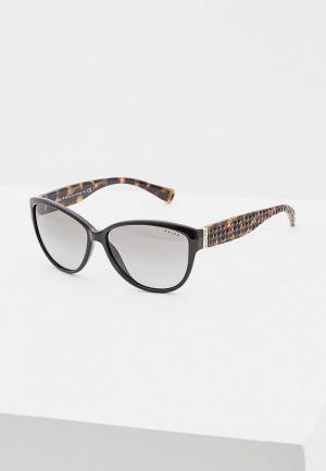 Очки солнцезащитные Ralph Lauren RA5176 137711. Цвет: черный