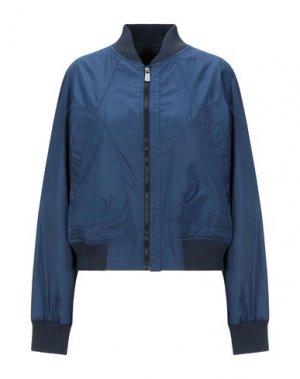 Куртка FRANKIE MORELLO. Цвет: синий