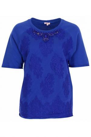 Пуловер P.A.R.O.S.H.. Цвет: мультицвет