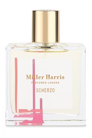Парфюмерная вода Sherzo, 50 ml Miller Harris. Цвет: без цвета