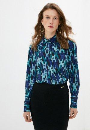 Блуза Marciano Los Angeles. Цвет: разноцветный