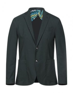 Пиджак NEILL KATTER. Цвет: темно-зеленый