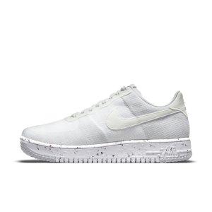 Мужские кроссовки Air Force 1 Crater FlyKnit - Белый Nike