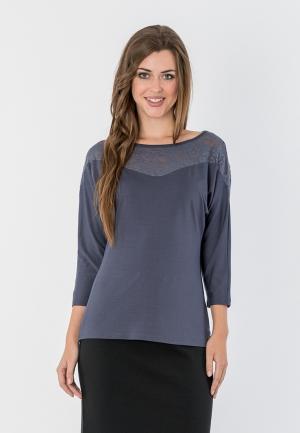 Джемпер S&A Style. Цвет: серый