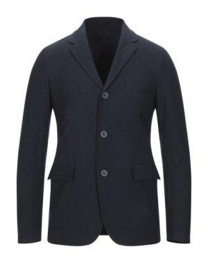 Пиджак DIRK BIKKEMBERGS. Цвет: темно-синий