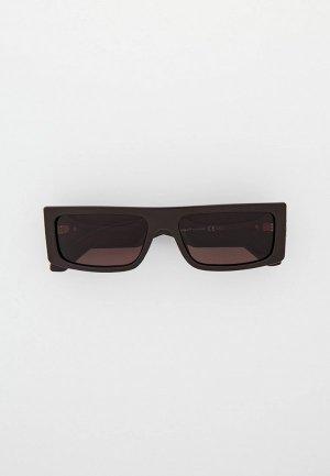 Очки солнцезащитные Matrix. Цвет: коричневый