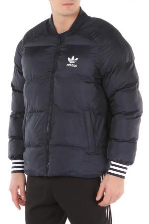 Куртка adidas. Цвет: мультицвет