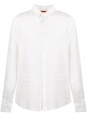 Рубашка с длинными рукавами Barena. Цвет: белый