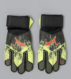Перчатки вратаря -Желтый Puma