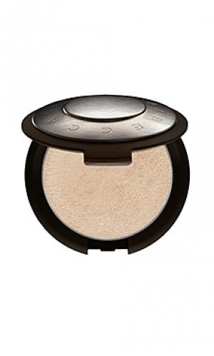 Пудра-хайлайтер shimmering skin BECCA. Цвет: металлический золотой
