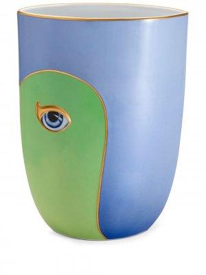 LObjet ваза Lito L'Objet. Цвет: синий