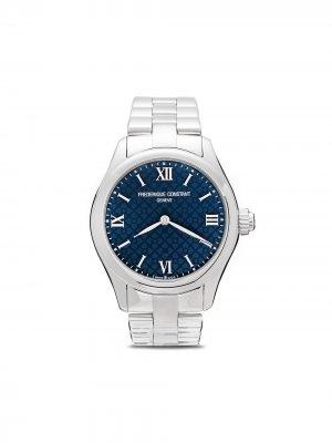 Наручные часы Ladies Vitality 36 мм Frédérique Constant. Цвет: серебристый