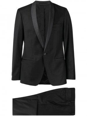 Однотонный строгий костюм Karl Lagerfeld