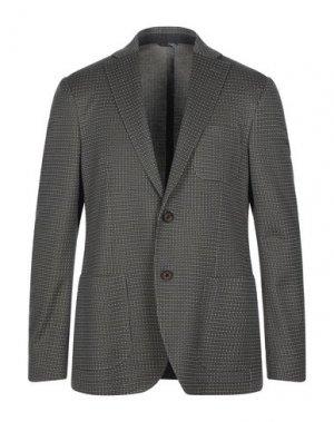 Пиджак ETRO. Цвет: зеленый-милитари