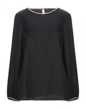 Блузка ALVIERO MARTINI 1a CLASSE. Цвет: черный
