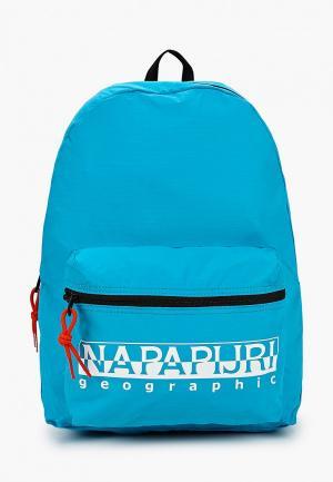 Рюкзак Napapijri HACK. Цвет: бирюзовый
