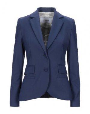 Пиджак FLAVIO CASTELLANI. Цвет: синий
