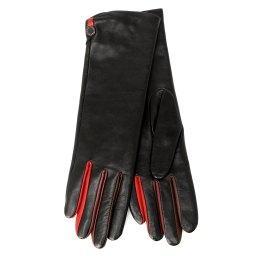 Перчатки AUDREY/A черный AGNELLE