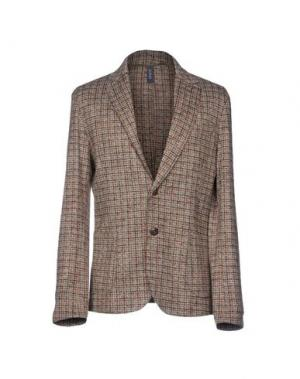 Пиджак ERO. Цвет: коричневый