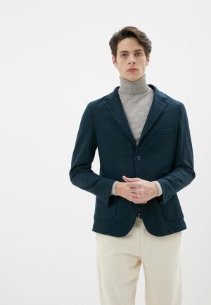 Пиджак Primo Emporio. Цвет: зеленый