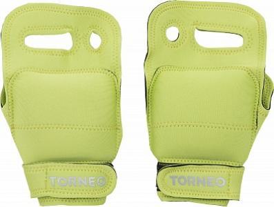 Перчатки утяжелители , 2 x 0,5 кг A-125GW Torneo. Цвет: зеленый