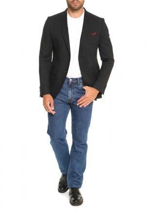 Пиджак Cinque. Цвет: черный, темно-серый