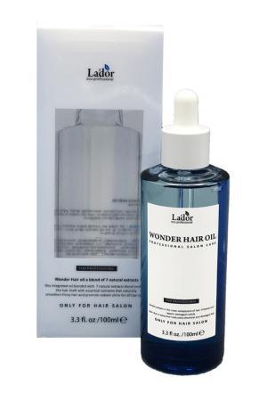 Увлажняющее масло для волос Lador La'dor. Цвет: none