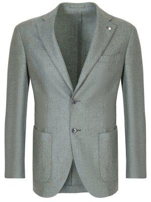 Шелковый пиджак L.B.M. 1911