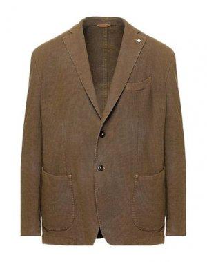 Пиджак L.B.M. 1911. Цвет: абрикосовый