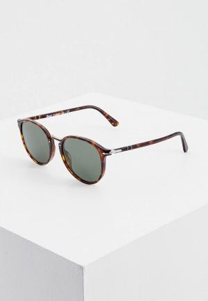 Очки солнцезащитные Persol PO3210S 24/31. Цвет: коричневый