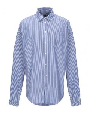 Pубашка LIBERTINE-LIBERTINE. Цвет: синий