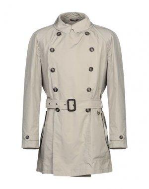 Легкое пальто BARACUTA. Цвет: бежевый