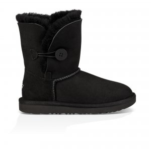 Bailey Button Ii Kids UGG. Цвет: чёрный
