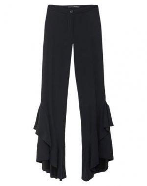 Повседневные брюки ANNARITA N. Цвет: черный