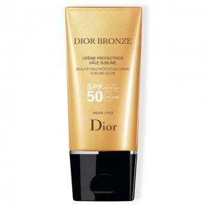 Солнцезащитный крем для лица Bronze SPF 50 UVA/UVB Dior. Цвет: бесцветный