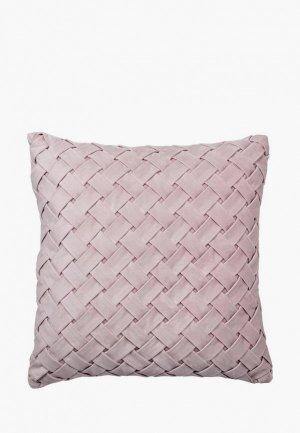 Подушка декоративная Wess Bohemian Pink 40x40