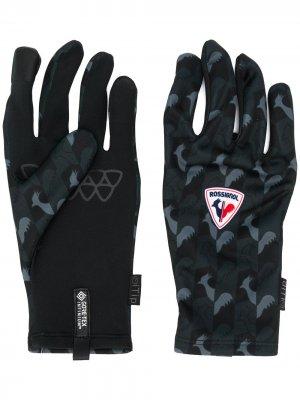 Перчатки Rooster Windstopper® I-Tip Rossignol. Цвет: черный
