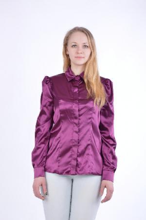 Блуза GF Ferr? FERRE'. Цвет: бордовый