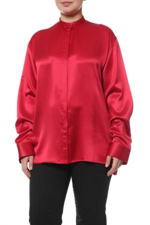 Блуза Haider ackermann. Цвет: бордовый