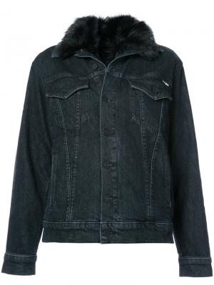Куртка Furry Drifter Mother. Цвет: чёрный