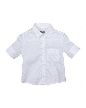 Pубашка GRANT GARÇON BABY. Цвет: белый