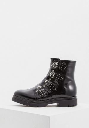 Ботинки iBlues. Цвет: черный