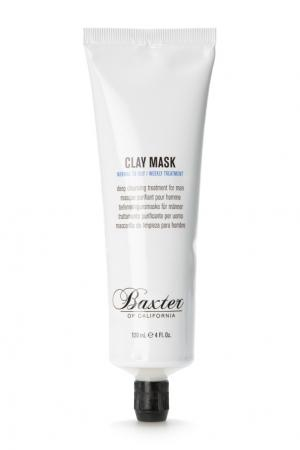 Очищающая маска Clarifying Clay Mask, 120 ml Baxter of California. Цвет: без цвета