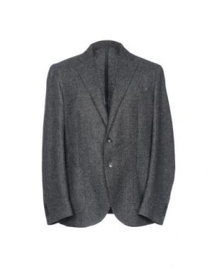 Пиджак BRIAN HAMILTON. Цвет: серый