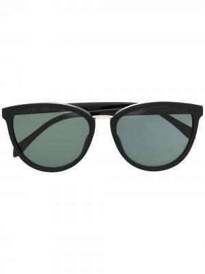 Солнцезащитные очки Forme Papillon Zadig&Voltaire. Цвет: черный