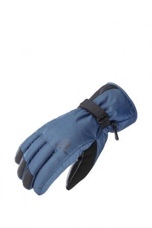Перчатки GLOVES FORCE DRY M Salomon. Цвет: синий