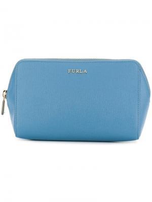 Косметичка Electra Furla. Цвет: синий