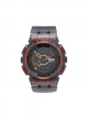 Наручные часы GA110LS1AER G-Shock. Цвет: серый